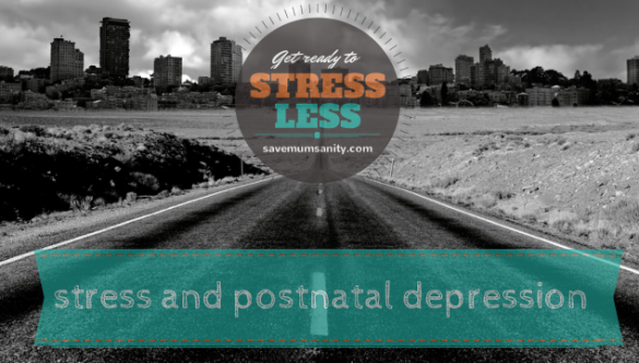 Stress and postnatal depression